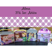 Carteritas/maletines Golosineros Minnie, Mickey, Jake, Sofia