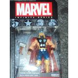 Marvel Universe Thor Dios De Truno Infiniti Avengers