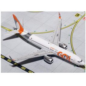 Miniatura De Avião Gol Boeing 737-800 1:400 Gemini Jets