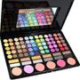 Paletas De 78 Sombras Mac + Manual Profesional Maquillaje