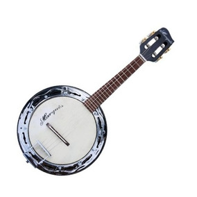 Banjo Marquês Preto Elétrico Bm01