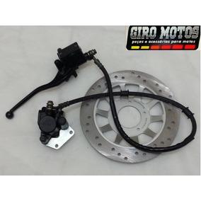 Kit Sistema Freio Á Disco Honda Cg Titan 125 Diant + Brinde