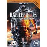 Battlefield 3 Premium Edition Gift Card