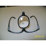 Armação Óculos P/ Maquiagem Pra Trocar Lente Míope Unissex