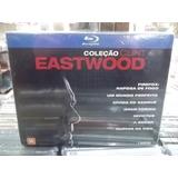 Coleção Clint Eastwood Box 7 Blu-ray Original Lacrada