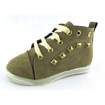 Borcegos Botas Zapatos Zapatillas Bebés 21 A 26 Promo Oferta