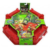 Arena De Batalha Beyblades Com Pião E Trash Pack Dtc 3136
