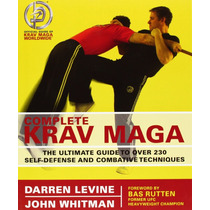 Livro Complete Krav Maga: The Ultimate Guide - Darren Levine