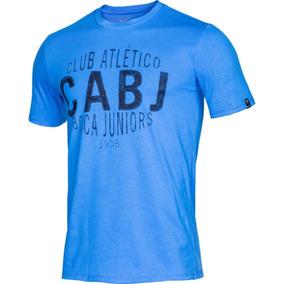Remera Boca Juniors Nike Squad 2017 Camiseta Boca Celeste