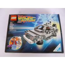 Delorean Volver Al Futuro Lego Nuevo Cuusco Bttf 1, 2 O 3