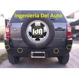 Kit De Sensores De Estacionamiento Colocados Ecosport Crv