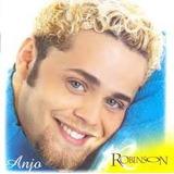Cd Robinson Monteiro - Anjo( Lacrado De Gravadora )