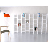 Biblioteca Melamina Por Mt2 Mueble Decoracion Moderno Oferta