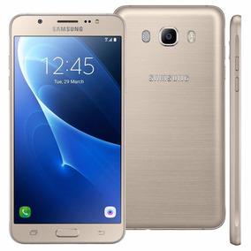 Smartphone Samsung Galaxy J5 2016 Metal J510m Dourado 16gb
