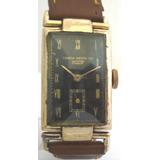 Relógio Omega Tissot Plaquê Ouro Antigo Coleção Suiço