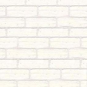 Muresco Murpaint Ladrillo Blanco Espumado Pintar 32014