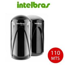Sensor Barreira Intelbras 110 Metros Iva 3110 X Duplo Feixe
