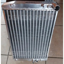 Radiador De Alumínio Gol Bola G2 G3 E G4 Com Ar Condicionado