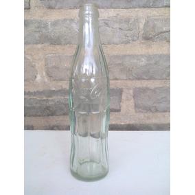 Garrafa Antiga De Coca Cola 290 Ml