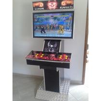 Maquina Fliperama Arcade Multijogos 32