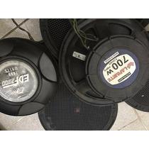 Radio Corola,auto Falantes,twiter,cornetas E Sub Woofer