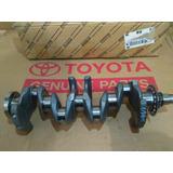 Cigüeñal Toyota Yaris 2nz 1.3 1.5 Del 2000- 2009 Original