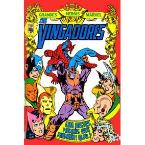Grandes Heróis Marvel - Coleção Digital Edição 1 Ao 66 - Dvd