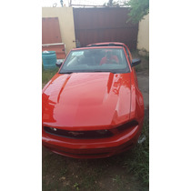 Ford Mustang Convertible 2012..vendo Tel..8095350000..
