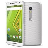 Motorola Moto X Play 16gb 21mpx Pantalla 5.5 4g En Blanco *