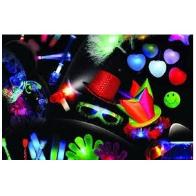 Pack Luminoso Led Para Piñata 90 Art 30 Chicos
