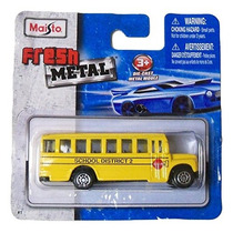 Maisto Frescas En Metal Fundido Vehículos ~ 2009 Del Autobú