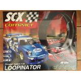 Autopista Scalextric Scx Loopinator Escala 1:43