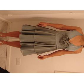 Vestido De Fiesta Corte Marilyn