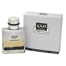 Perfume Axis Caviar Premium Masculino 90ml Original Lacrado