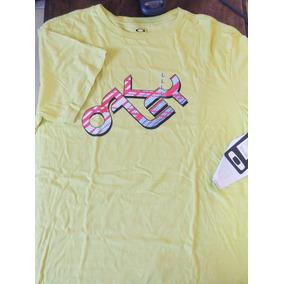 Camiseta Oakley Retro 2.0 Nova Original Com Nota E Etiqueta