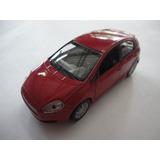 Miniatura Fiat Punto Em Bh Gustavo Brasil