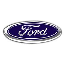 Emblema Ford Fundo Azul Escort,corcel,belina,del Rey E Pampa