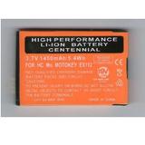 Bateria Motorola Bt50 Extendida Motokey Xt / Ex118 / Ex119