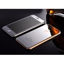 Cristal Templado Color Espejo Iphone 6 Y 6 Plus