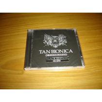 Tan Bionica Obsesionario Cd Dvd Nuevo Cerrado