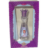 Perfume Infantil Princesa Sofia X 50 Ml Tapa Corona