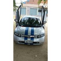 Lambo Door Rfenix- Honda New Civic Com Furações Especificas