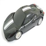 Mini Caixinha De Som Ferrari Portátil Mp3 Micro Sd Usb Fm Pr