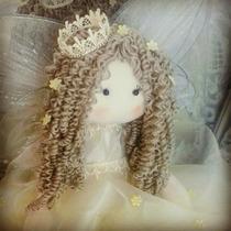Boneca Russa Princesa Fada