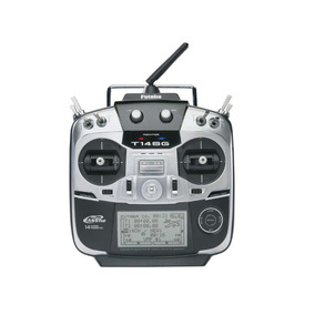 Rádio Futaba 14sgh 2.4ghz 14-canais Heli Computer Futk9411