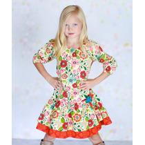 Vestidos Para Niña Importados Talla 24 Meses