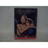 Dvd Original Romeu E Julieta- De Franco Zefirelli