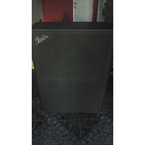 Caja Fender Bassman 2x15.