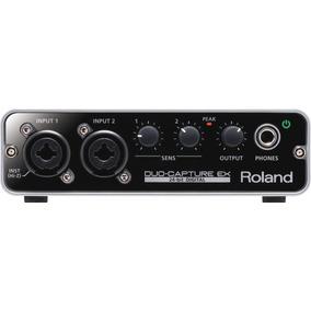 Interface De Audio Duo-capture Ex Usb/midi Ua22 - Roland
