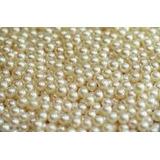 200 Perlas Sueltas 6mm Excelente Calidad Insumos